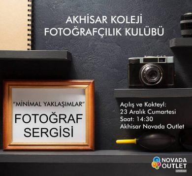 """""""Minimal Yaklaşımlar"""" Fotoğraf Sergisi"""