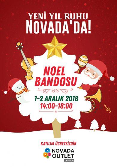 Yeni Yıl Ruhu Novada'da!